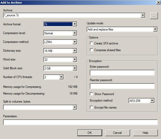 3 Best Free Compression (ZIP/RAR) Software