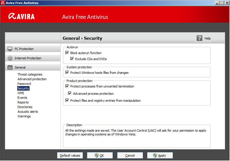 antivirus avira gratis windows 7