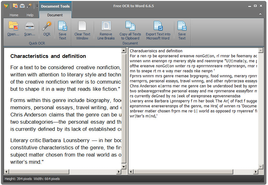 best ocr software pdf to word