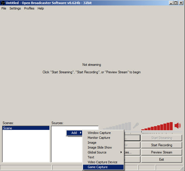 Open broadcaster software 0. 656 beta download for windows.