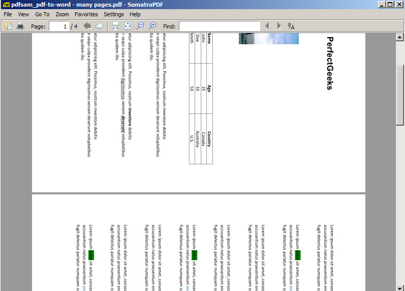 split pdf every 2 pages