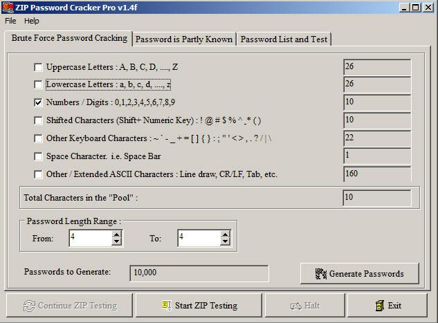 Zip Password Pro Review - PerfectGeeks